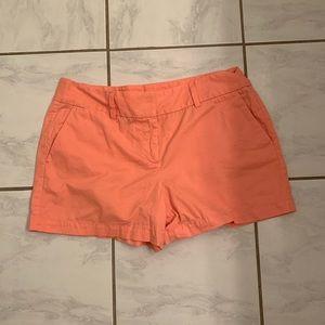 Ann Taylor LOFT Coral Shorts!•Worn once!